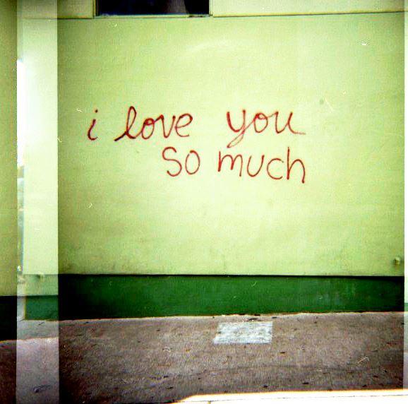 I Love You So Much Fine Art